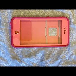 iPhone 6s Plus Waterproof Lifeproof Case